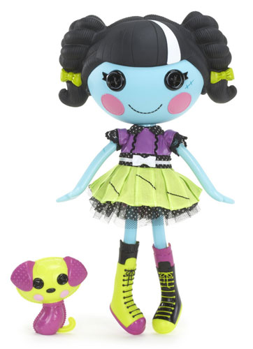 Lalaloopsy Lutka Scraps Stitched-N-Sewn 525721