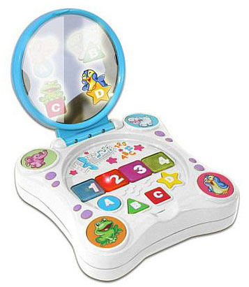 Kidz Delight Magic Mirror Laptop 58755 E286
