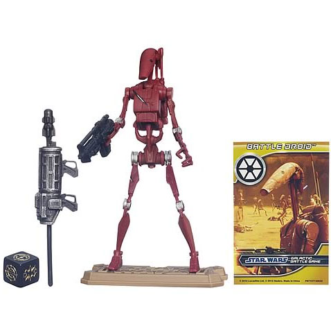 Hasbro Star Wars Filmske Figure Battle Droid 36563 37751