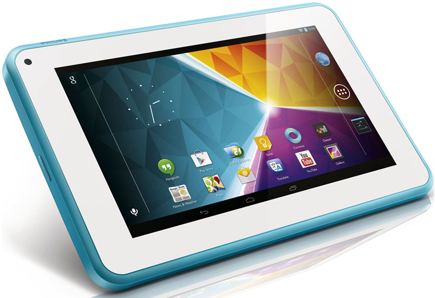 Philips Tablet 7 in  Dual core 1.5GHz