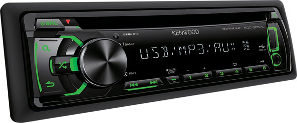 Kenwood Auto radio CD/MP3 Player KDC-3057UG