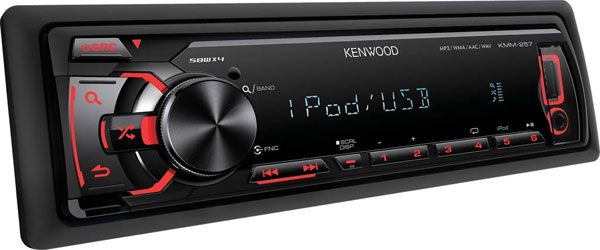 Kenwood Auto USB MP3 Player KMM-257