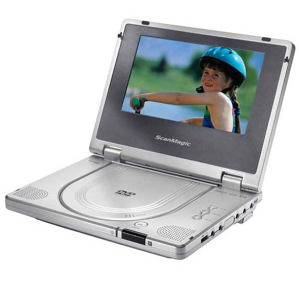 ScanMagic DVD player TFT 7 inča