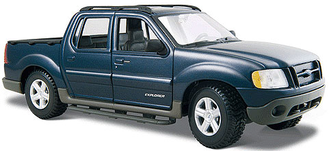 Ford Explorer Sport Trac Blue 19096/31991