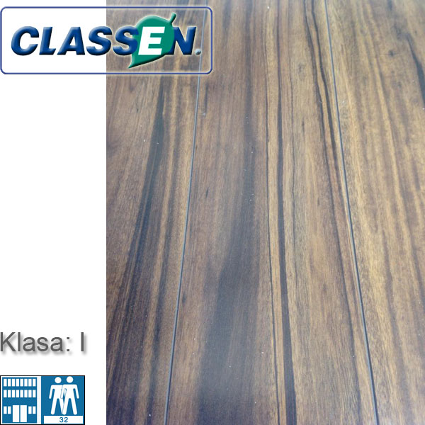 Laminat Classen Tiger Wood 10mm pakovanje 1,65m2