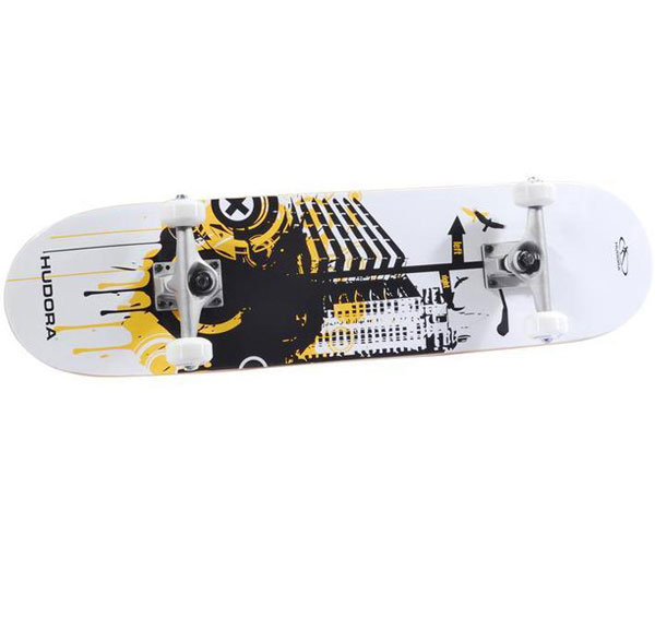 Skateboard Hudora Freak 2.0 ABEC5 Stuf City 12545