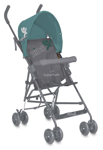 Bertoni Letnja kolica Light Green&Grey Kids 10020471461