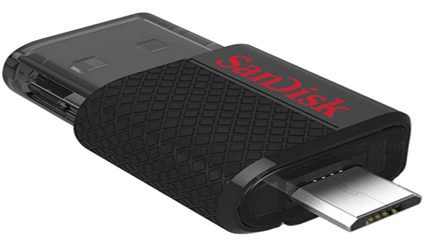 USB flash memorija SanDisk Ultra® Dual USB - microUSB 16GB