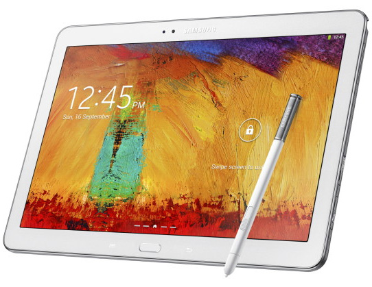 Tablet Samsung Galaxy Note 2014 10.1 White