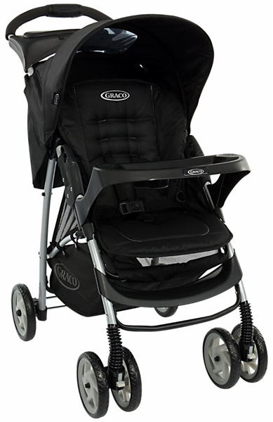 Graco Kolica Mirage Plus Solo Oxford 5010108