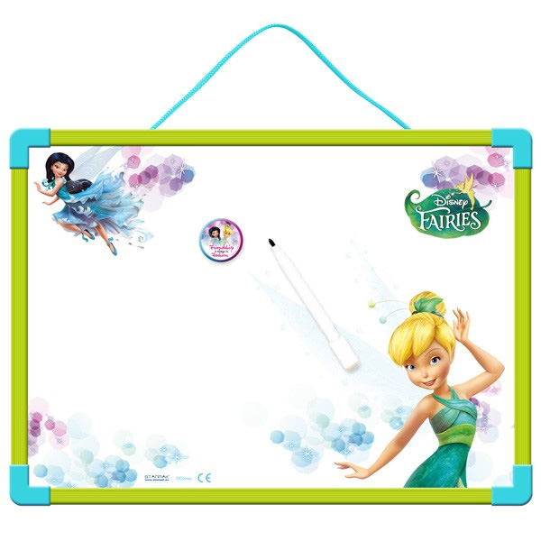 Bela magnetna tabla Disney Faries 15WSD05DF