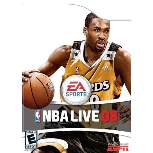 EA - NBA Live 08 - PlayStation 3