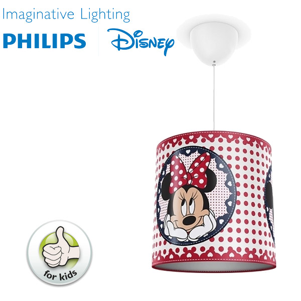 Luster za dečiju sobu Philips Disney Minnie Mouse 71752/31/16