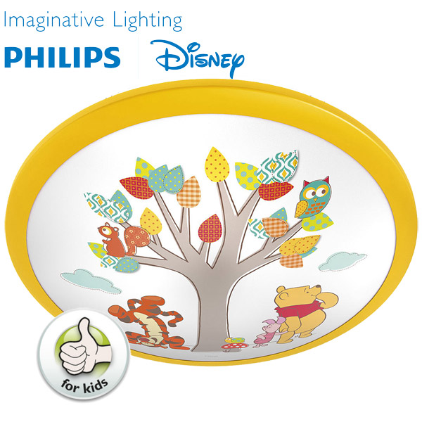 Disney Tapete Za Deciju Sobu : za deciju sobu Philips Disney Winnie The Pooh 71765/34/16: Lampe Za