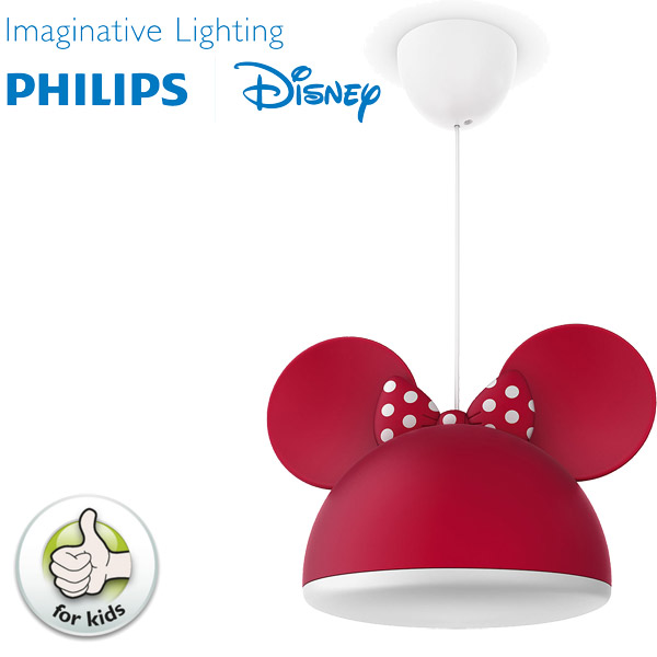Luster za dečiju sobu Philips Disney Minnie Mouse 71758/31/16