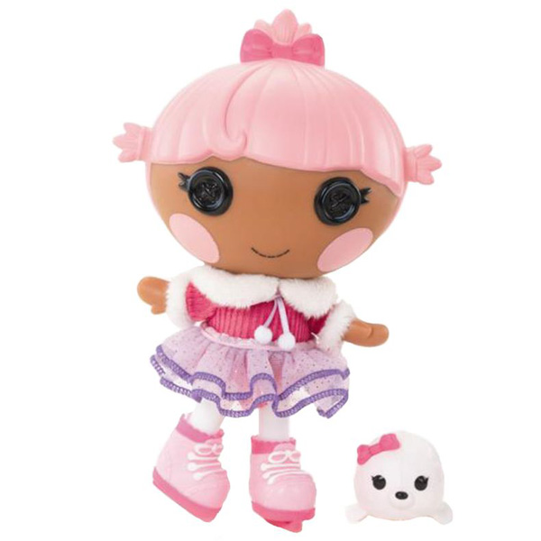 Lalaloopsy Mala Lutka Twirly Figure Eight 528722