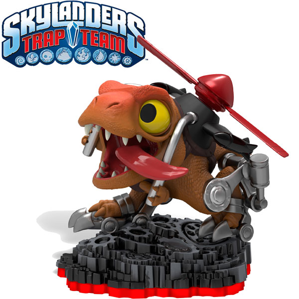 Skylanders Trap Team Chopper 84995EU