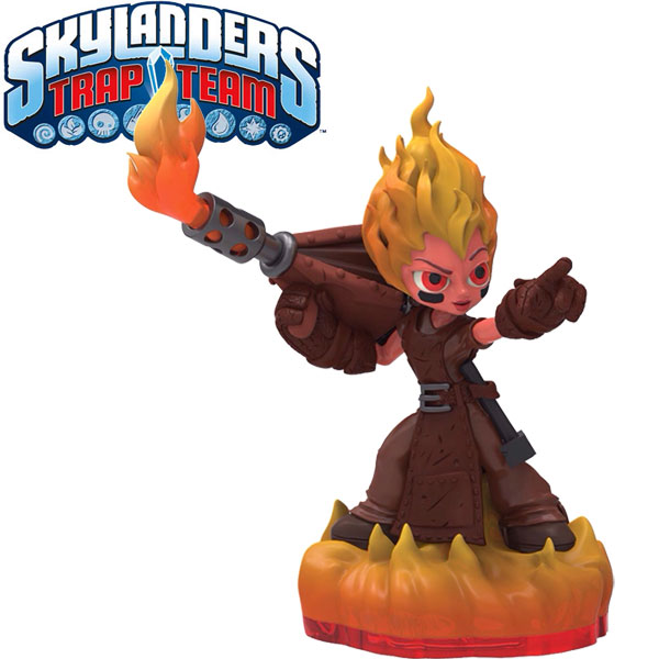 Skylanders Trap Team Torch 84998EU