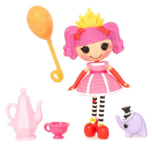Mini Lalaloopsy Lutka Moments in time Peanut Big Top 527084