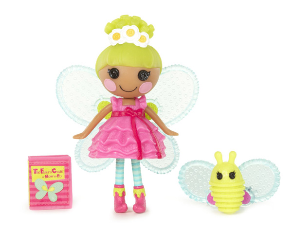 Mini Lalaloopsy Lutka Moments in time Pix E. Flutters 527084