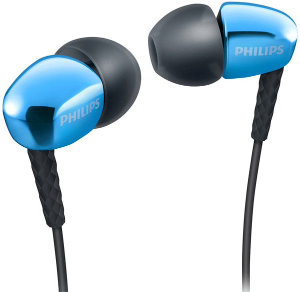 Slušalice In-Ear Philips SHE3900BL/00
