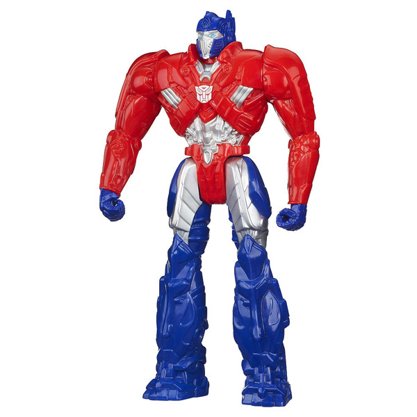Hasbro Transformers Figura Movie 4 Titan Heroes Optimus Prime A6550