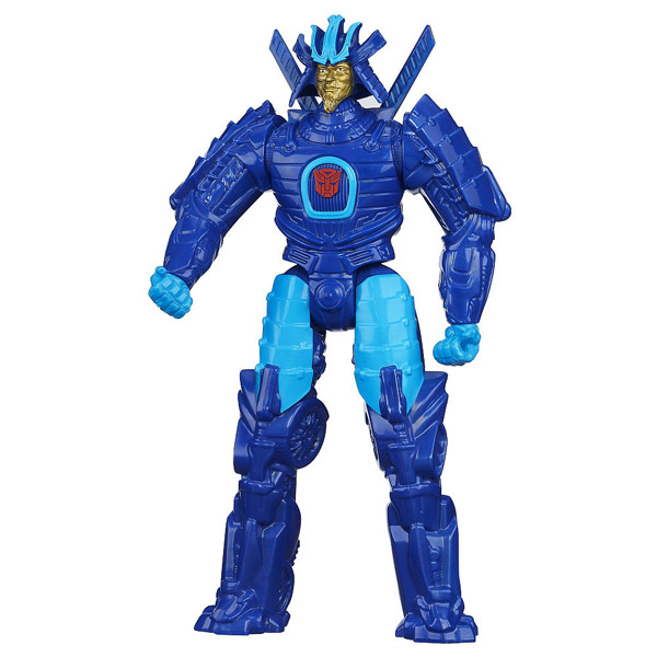 Hasbro Transformers Figura Movie 4 Titan Heroes Autobot Drift A6550
