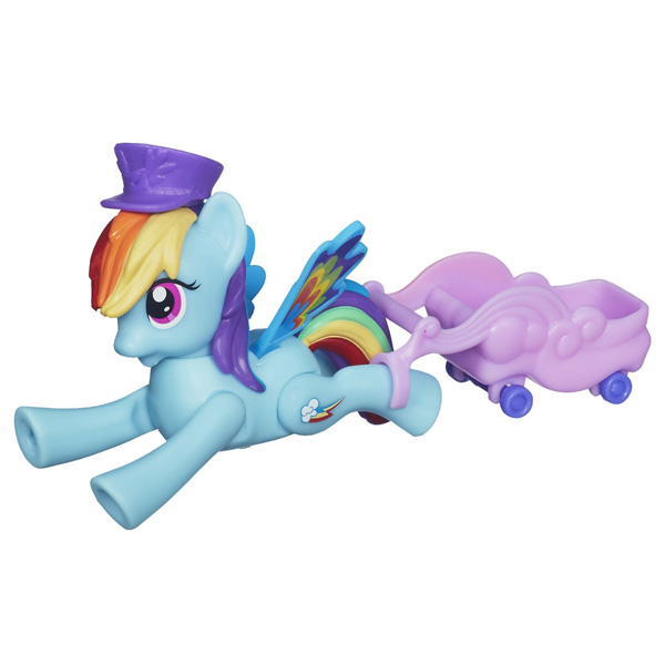 Hasbro My Little Pony Leteći poni Rainbow Dash A5934