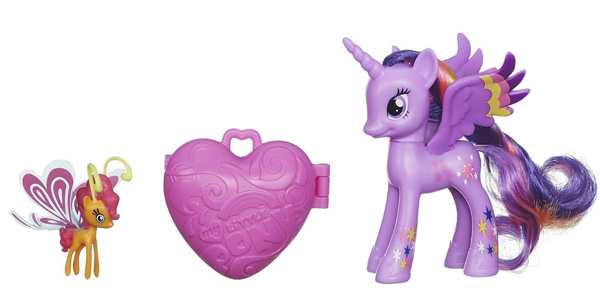 Hasbro My Little Pony Konjići drugari - Princess Twilight Sparkle & Sunset Breeze A8209