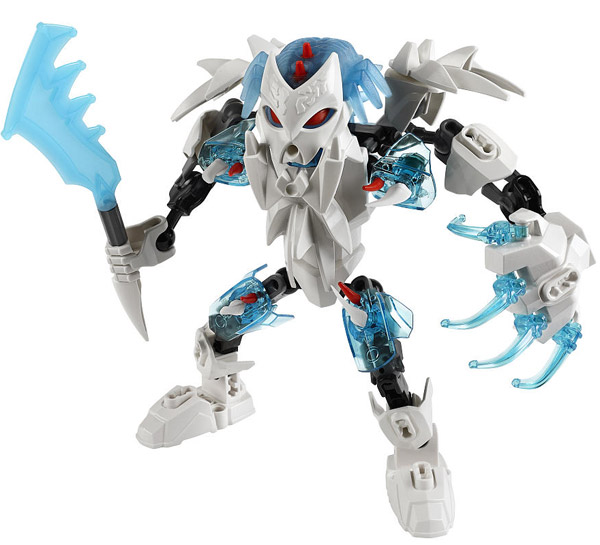 Lego Hero Factory Frost Beast LE44011
