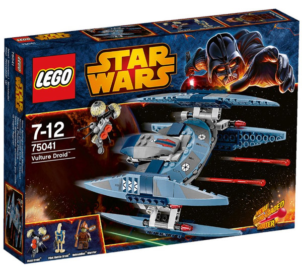 LEGO Star Wars Vulture Droid LE75041