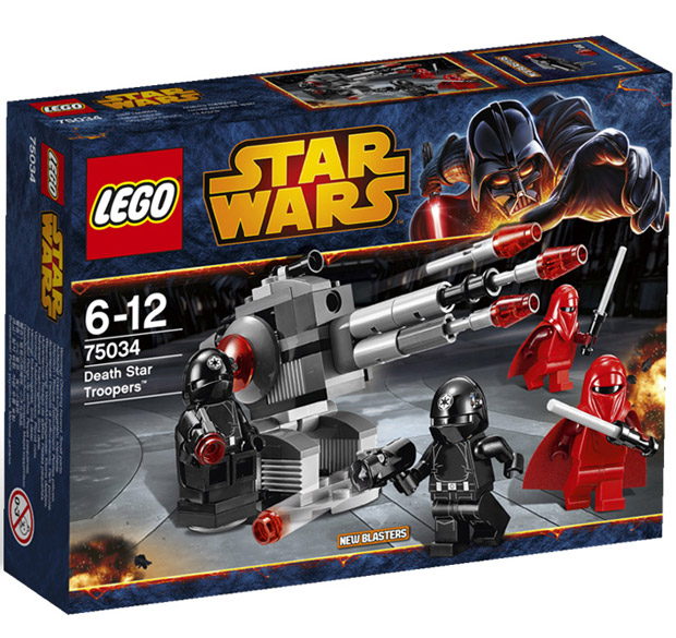 LEGO Star Wars Death Star Troopers LE75034