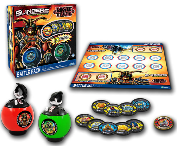Slingers battle set Marvel SL7088