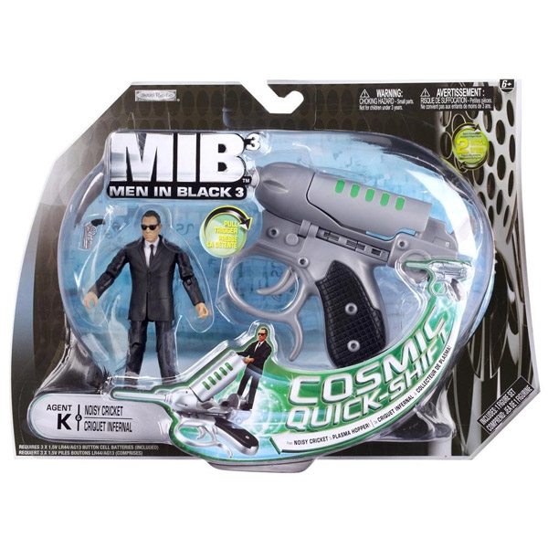 Men in Black 3 Agent K sa letelicom - oružjem Jakks Pacific 41819 28829