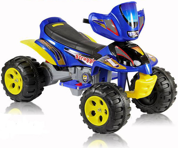 Quad na akumulator Beach Car A22 plavi