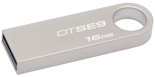 Kingston 16 GB USB 2.0 Flash Memorija DataTraveler SE9 DTSE9/16GB