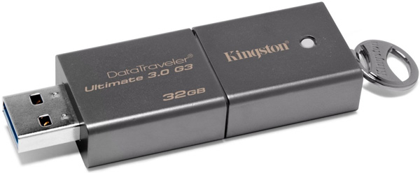 Kingston 32 GB USB 3.0 Flash Memorija DataTraveler Ultimate DTU30G3/32GB