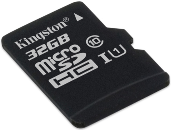 Micro SDHC memorijska kartica 32 GB Kingston SDC10/32GBSP