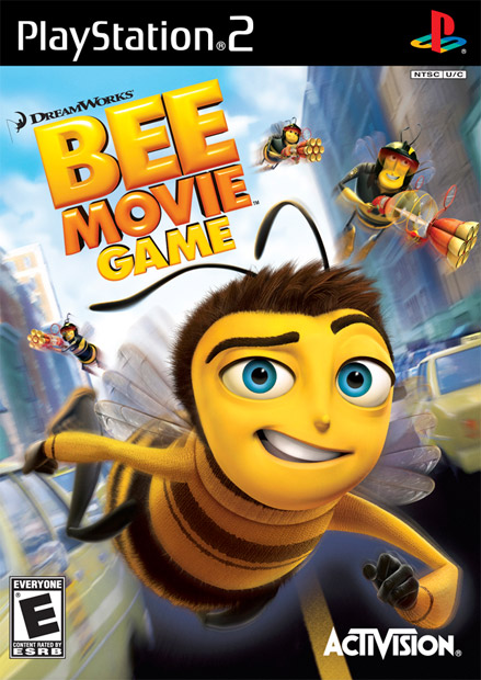 Igrica za Sony Playstation 2 PS2 Bee Movie Game