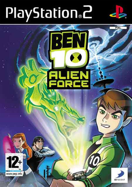 Igrica za Sony Playstation 2 PS2 Ben 10: Alien Force