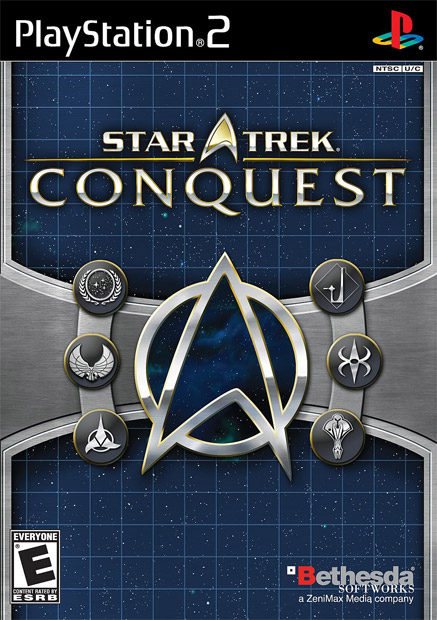 Igrica za Sony Playstation 2 PS2 Star Trek: Conquest
