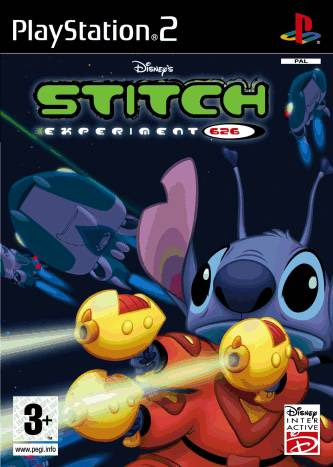 Igrica za Sony Playstation 2 PS2 Stitch: Experiment 626