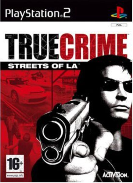 Igrica za Sony Playstation 2 PS2 True Crime: Streets Of L.A.