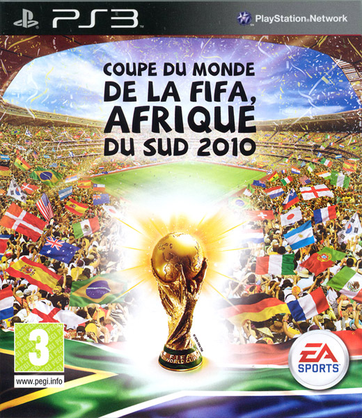 Igrica za Sony Playstation 3 PS3 2010 FIFA World Cup South Africa