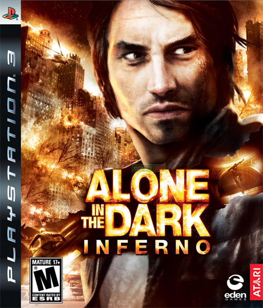 Igrica za Sony Playstation 3 Alone in the Dark: Inferno