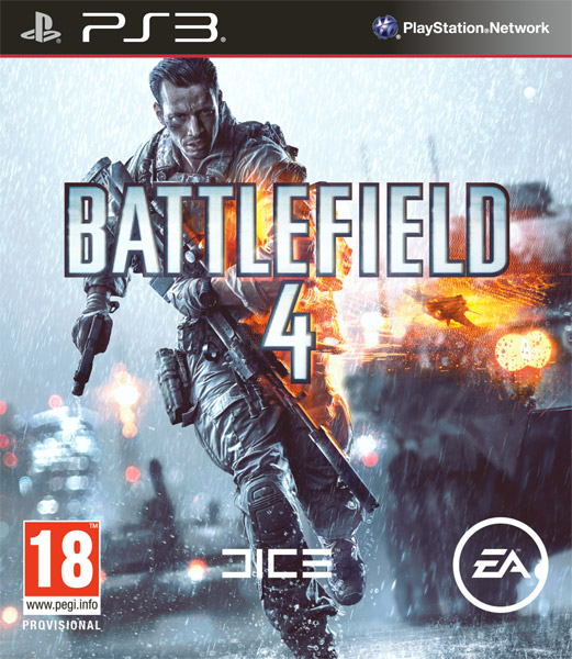 Igrica za Sony Playstation 3 Battlefield 4