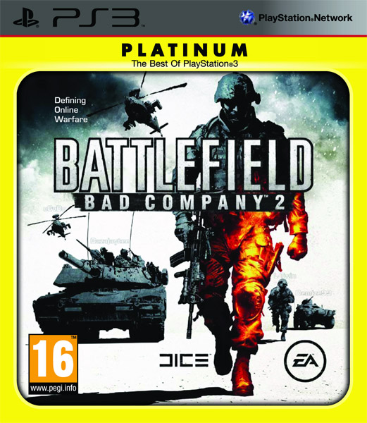 Igrica za Sony Playstation 3 Bad Company 2 Platinum