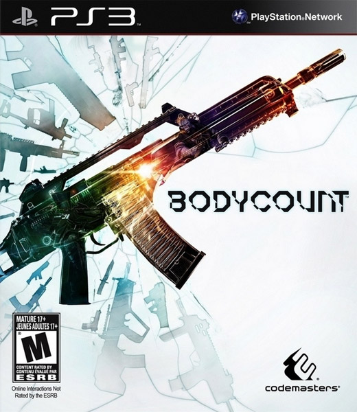 Igrica za Sony Playstation 3 PS3 Bodycount