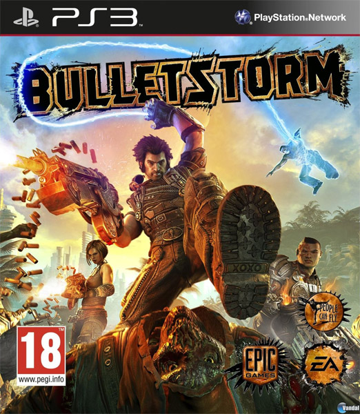 Igrica za Sony Playstation 3 PS3 Bulletstorm