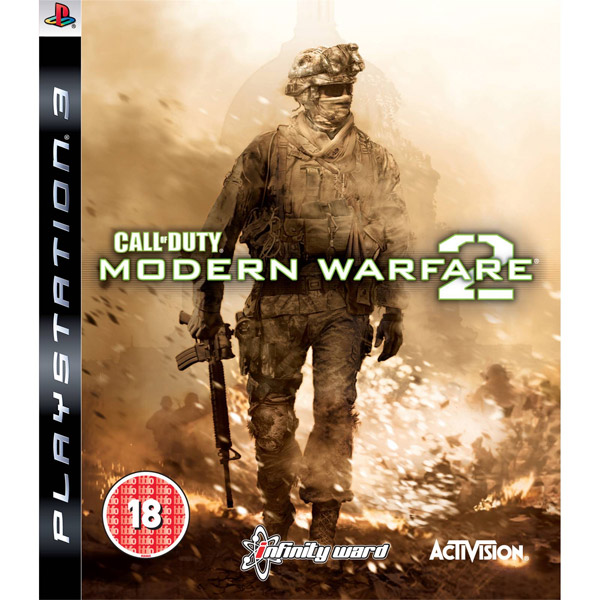 Igrica za Sony Playstation 3 PS3 Call of Duty: Modern Warfare 2